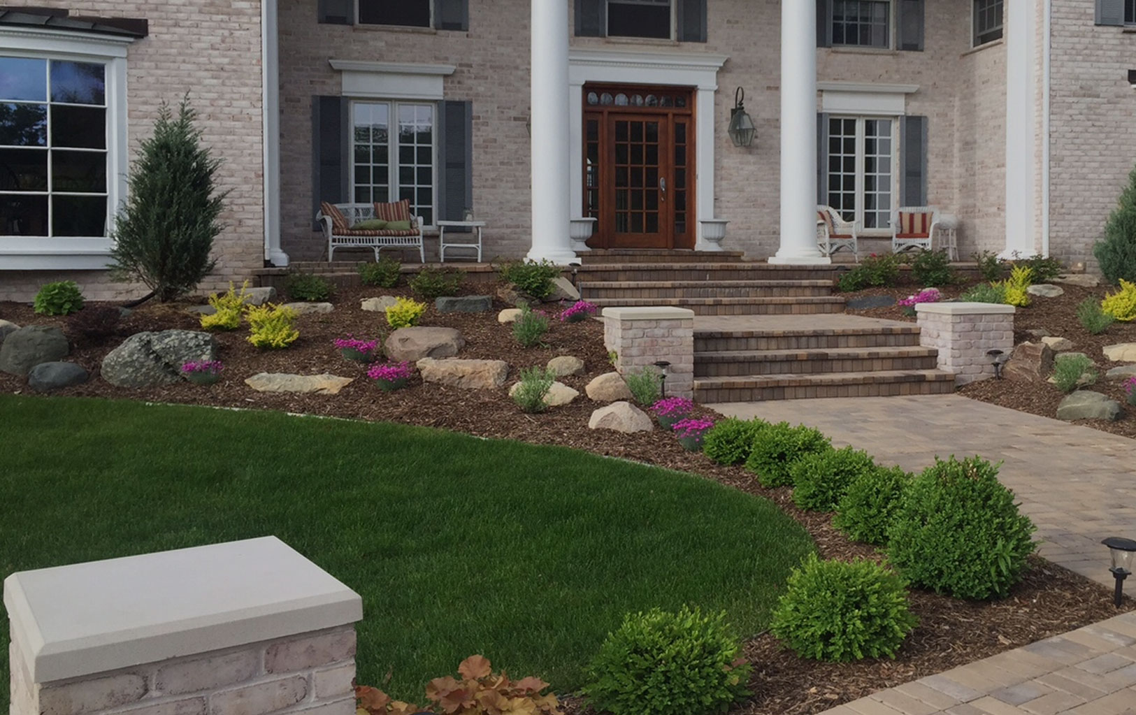Residential & Commercial Landscapers